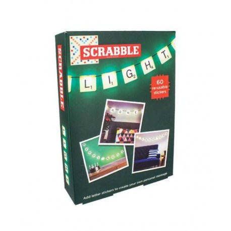 Scrabble Feestverlichting / Scrabble Lights